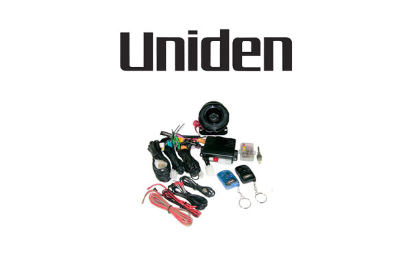 uniden vs1600 4 star insurance approved car alarm